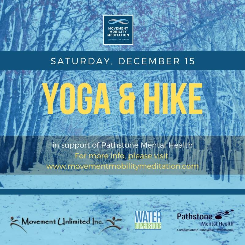 Past Event – Hike & Yoga with Movement Mobility Meditation