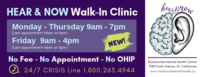 Niagara Falls welcomes Pathstone Mental Health Walk-In Clinic for Youth