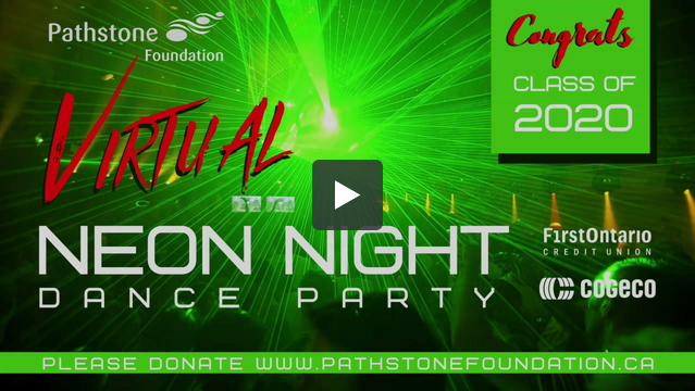 "Neon Night Virtual Dance Party 2.0 ""The Relaunch"""