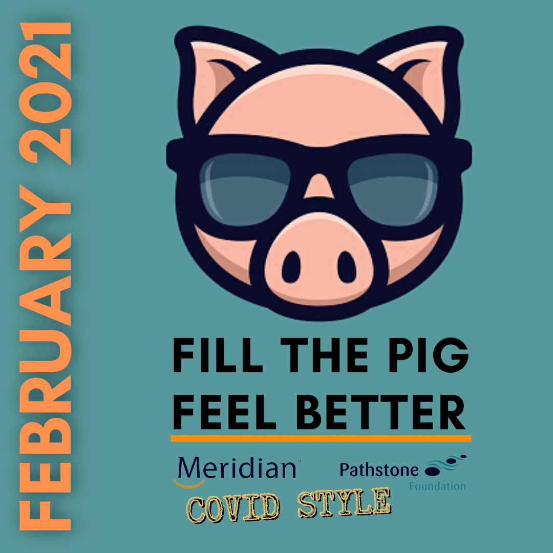 "Youth Ambassadors Champion a Virtual ""Fill the Pig, Feel Better"" Campaign for Mental Health"