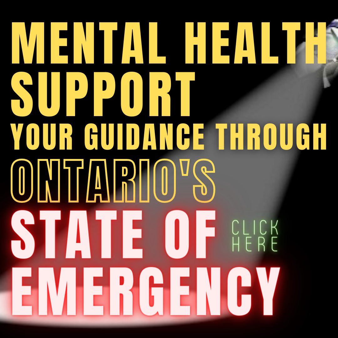 Mental Health support at Pathstone through Ontario's State of Emergency