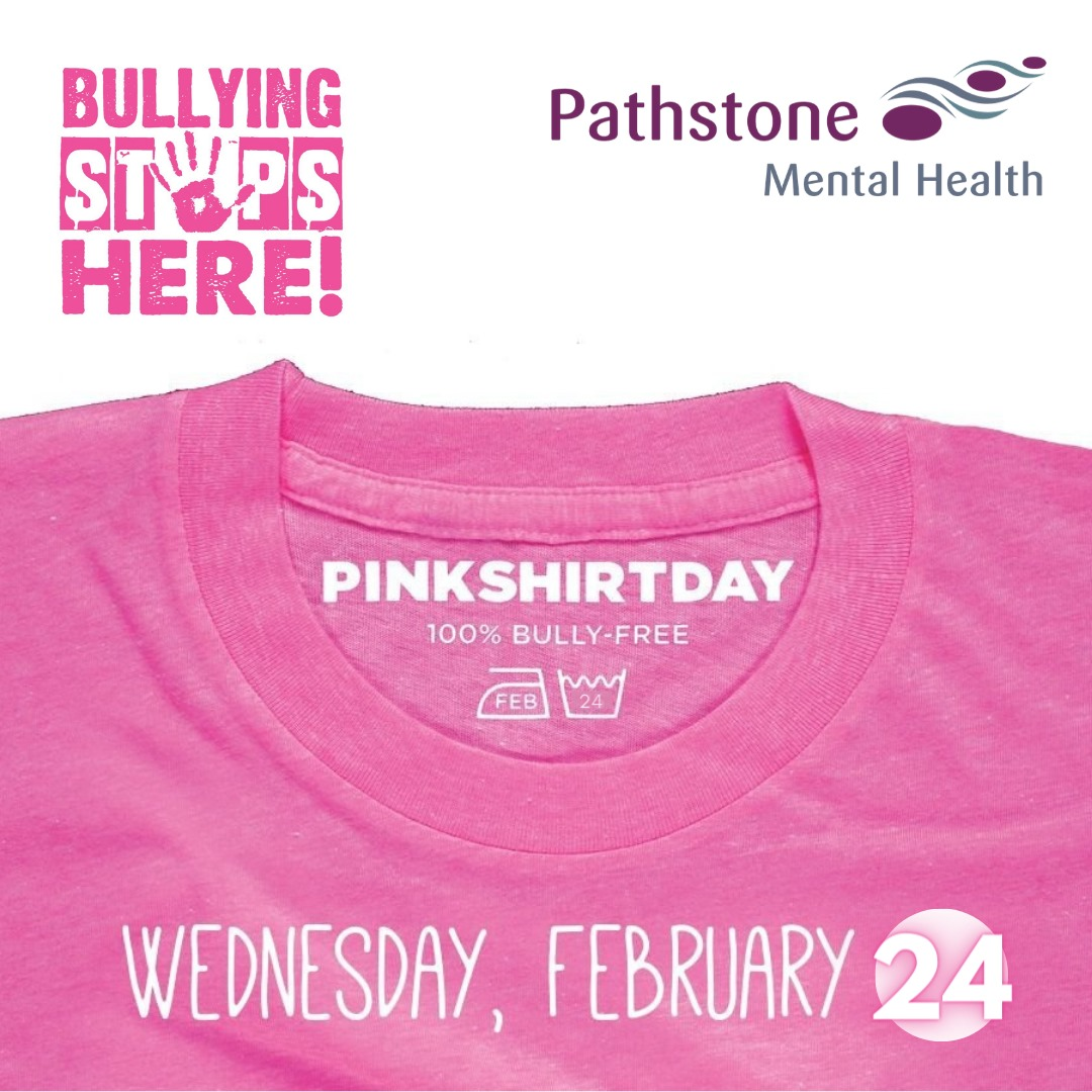 Pathstone Marks Pink Shirt Day 2021