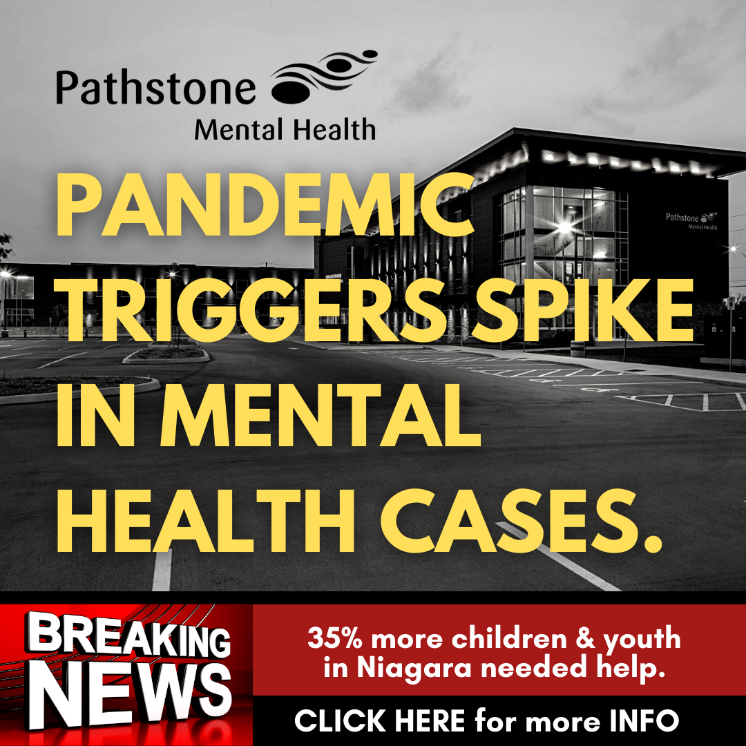 Evidence of pandemic shown in growing number of clients seen at Pathstone