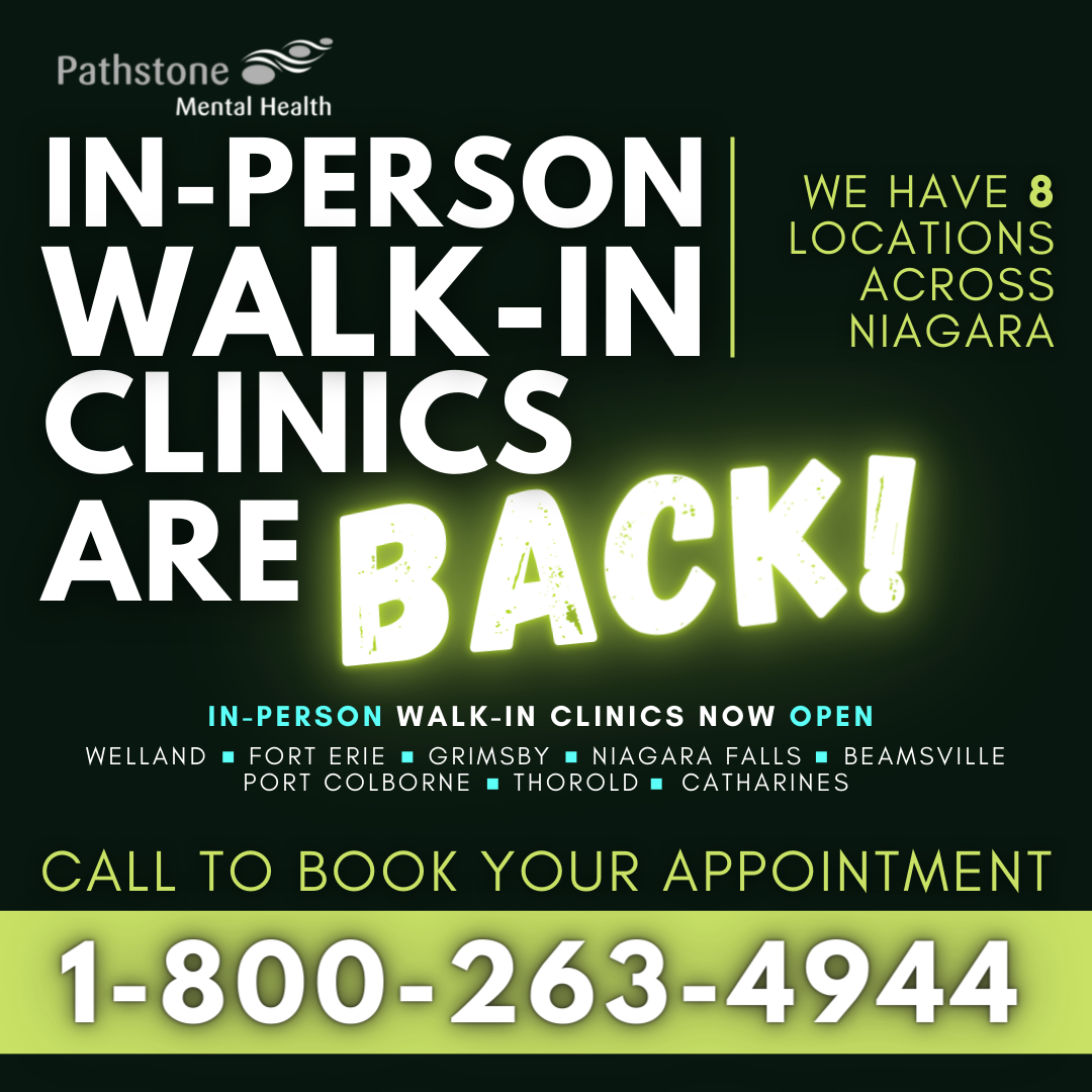 Pelham Community supports a 9th Youth Mental Health Walk-In Clinic.